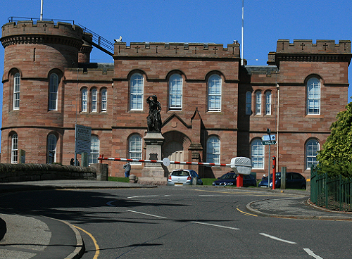 Inverness Sheriff Court and Justice of the Peace Court